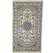 Link to 3' 9 x 6' 5 Nain Persian Rug