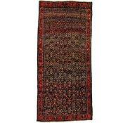 Link to 4' 5 x 10' Hamedan Persian Runner Rug