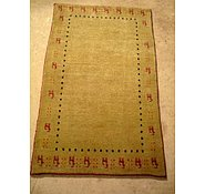Link to 2' 2 x 3' 4 Kashkuli Gabbeh Persian Rug