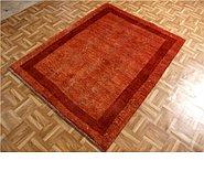 Link to 4' 1 x 5' 5 Kashkuli Gabbeh Persian Rug