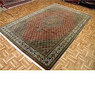 Link to 6' 7 x 9' 11 Tabriz Persian Rug