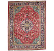 Link to 9' 10 x 12' 6 Tabriz Persian Rug