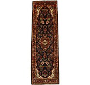 Link to 3' 5 x 10' 3 Shahrbaft Persian Runner Rug