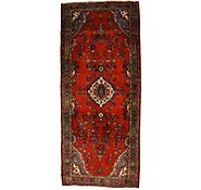 Link to 4' 4 x 10' 2 Khamseh Persian Runner Rug