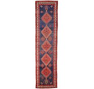Link to 3' 5 x 12' 11 Meshkin Persian Runner Rug