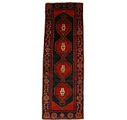 Link to 3' 4 x 9' 6 Zanjan Persian Runner Rug