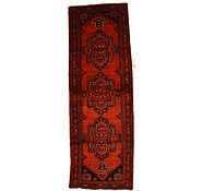 Link to 3' 5 x 10' Zanjan Persian Runner Rug