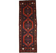 Link to 3' 5 x 10' 4 Khamseh Persian Runner Rug