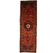 Link to 3' 6 x 11' 1 Hamedan Persian Runner Rug