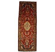 Link to 3' 7 x 9' 8 Hamedan Persian Runner Rug