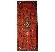 Link to 4' 3 x 10' 6 Hamedan Persian Runner Rug