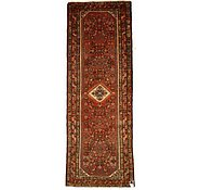 Link to 3' 11 x 10' 6 Hossainabad Persian Runner Rug
