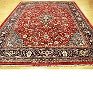 Link to 8' 5 x 12' 3 Farahan Persian Rug