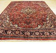Link to 9' x 13' 3 Farahan Persian Rug
