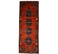 Link to 3' 8 x 9' 10 Zanjan Persian Runner Rug