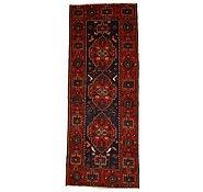 Link to 3' 11 x 10' Hamedan Persian Runner Rug