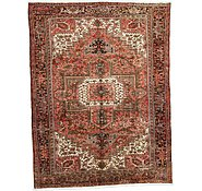 Link to 9' 7 x 12' 7 Heriz Persian Rug
