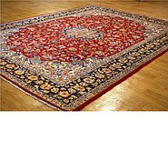 Link to 9' 8 x 12' 9 Isfahan Persian Rug