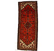 Link to 3' 8 x 9' 1 Khamseh Persian Runner Rug