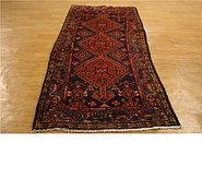 Link to 3' 6 x 9' 4 Zanjan Persian Runner Rug