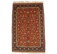 Link to 6' 8 x 9' 11 Sarough Persian Rug