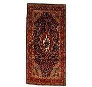 Link to 3' 10 x 8' Farahan Persian Runner Rug