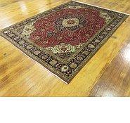 Link to 9' 10 x 13' 3 Tabriz Persian Rug