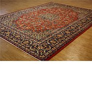 Link to 9' 8 x 12' 7 Isfahan Persian Rug