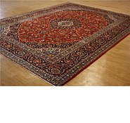 Link to 8' 11 x 12' 3 Isfahan Persian Rug