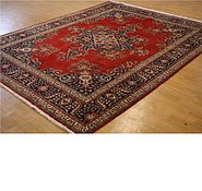 Link to 10' 1 x 12' 10 Tabriz Persian Rug