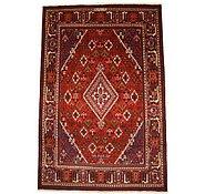 Link to 7' 1 x 10' 6 Joshaghan Persian Rug