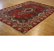 Link to 8' 8 x 12' 4 Tabriz Persian Rug