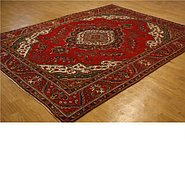 Link to 9' 9 x 12' 5 Tabriz Persian Rug