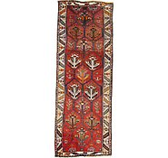 Link to 4' 6 x 12' 3 Shiraz Persian Runner Rug