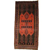 Link to 5' 4 x 10' 9 Hamedan Persian Runner Rug