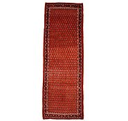 Link to 3' 7 x 10' 1 Farahan Persian Runner Rug