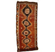 Link to 4' 2 x 12' 8 Shiraz-Lori Persian Runner Rug