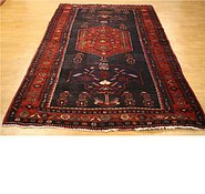 Link to 4' 11 x 9' 4 Sirjan Persian Rug