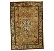 Link to 7' 5 x 10' 10 Hossainabad Persian Rug