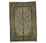 Link to 7' 10 x 11' 4 Kashan Persian Rug