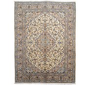 Link to 9' 9 x 12' 11 Kashan Persian Rug