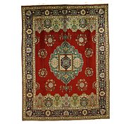 Link to 9' 9 x 12' 11 Tabriz Persian Rug