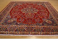 Link to 9' 9 x 12' 4 Kerman Persian Rug