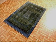 Link to 3' 7 x 5' 4 Kashkuli Gabbeh Persian Rug