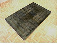Link to 3' 8 x 4' Kashkuli Gabbeh Persian Square Rug