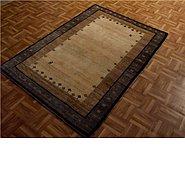 Link to 3' 10 x 5' 9 Kashkuli Gabbeh Persian Rug