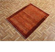 Link to 2' 10 x 3' 9 Kashkuli Gabbeh Persian Rug