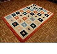 Link to 4' 9 x 7' Kashkuli Gabbeh Persian Rug