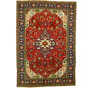 Link to 6' 9 x 9' 2 Tabriz Persian Rug