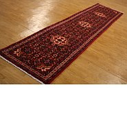 Link to 2' 9 x 12' 8 Hossainabad Persian Runner Rug
